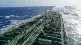 Tercer petrolero iraní entra en aguas venezolanas
