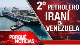 El Porqué de las Noticias: Lazos Irán-Venezuela. Agresión israelí contra El Líbano. Crisis en Yemen