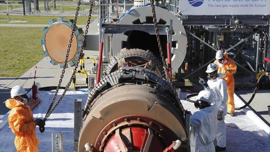 Amenazas de sanción de EEUU por Nord Stream 2 discrimina a Europa | HISPANTV