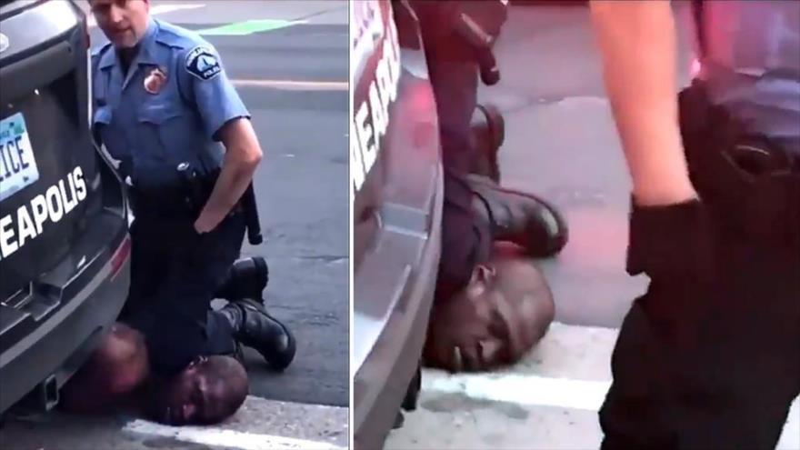 Irán arremete contra EEUU por asesinato de un afroamericano | HISPANTV