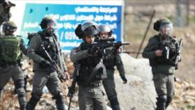 Fuerzas israelíes reanudan detención de palestinos en Cisjordania
