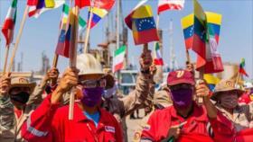 Venezuela, asediada por EEUU y aliviada por solidaridad de Irán