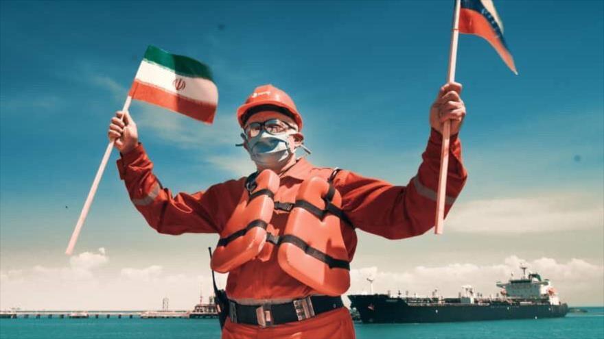 """""""Irán, sin temor a nadie, defiende a los oprimidos en el mundo""""   HISPANTV"""