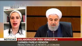 Parejo: EEUU no ataca a tanqueros persas; sabe que Irán responde