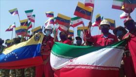 'Petroleros iraníes en Venezuela indican fin de hegemonía de EEUU'