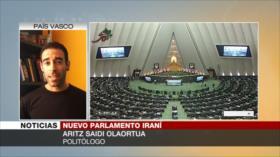Olaortua: Gobierno y Parlamento de Irán siempre cooperan juntos