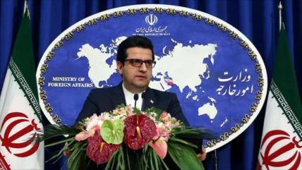 Irán a Francia: No aceptamos falta de respeto a nuestra justicia