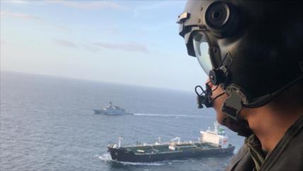 """Irán elogia la """"valentía"""" de la FANB en escoltar a los petroleros"""