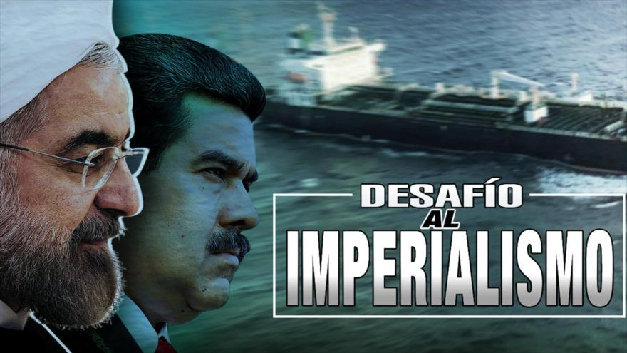 Detrás de la Razón: Entra el tercer barco a aguas venezolanas cargado de gasolina iraní