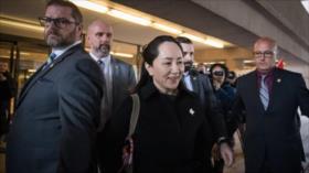 """China: Canadá es """"cómplice"""" de EEUU que busca hundir Huawei"""