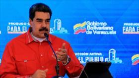 """Maduro denuncia nueva """"guerra fría"""" de EEUU para destruir a China"""