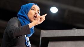 Congresista censura influencia de Arabia Saudí e Israel en EEUU