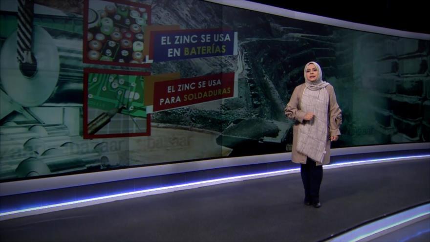 Bazaar: Industria del zinc de Irán