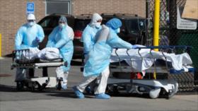 EEUU registra más de 100 000 muertes por el nuevo coronavirus