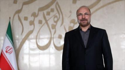 Diputados iraníes eligen a Qalibaf como presidente del Parlamento