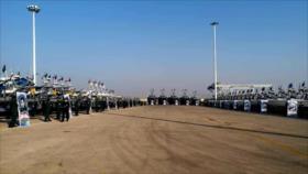 Fuerza Naval del CGRI recibe 112 lanzamisiles de fabricación iraní