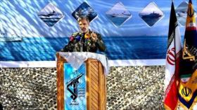 """""""Irán produce equipos militares a pesar de presiones y amenazas"""""""
