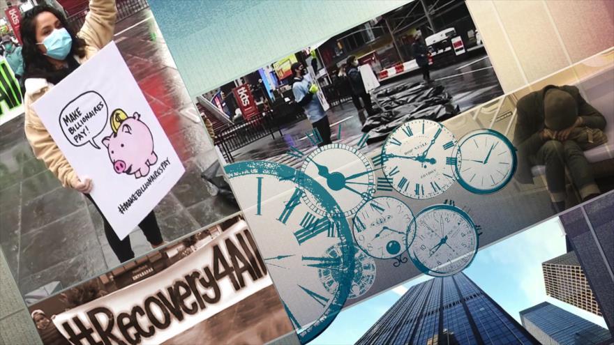 10 Minutos: Huelga de alquileres en EEUU
