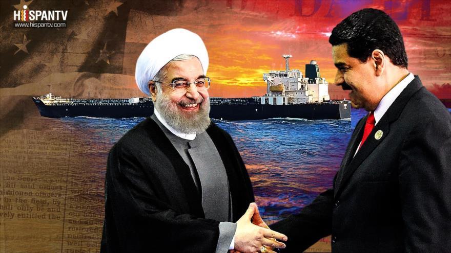 La victoria de Venezuela e Irán ante las sanciones
