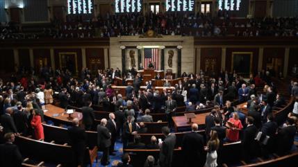 Congreso de EEUU aprueba una ley para sancionar a China