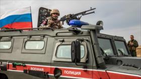 Rusia desafía a EEUU y construye nueva base en noreste de Siria
