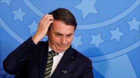 Sondeo: Aumenta apoyo a impeachment contra Bolsonaro en Brasil