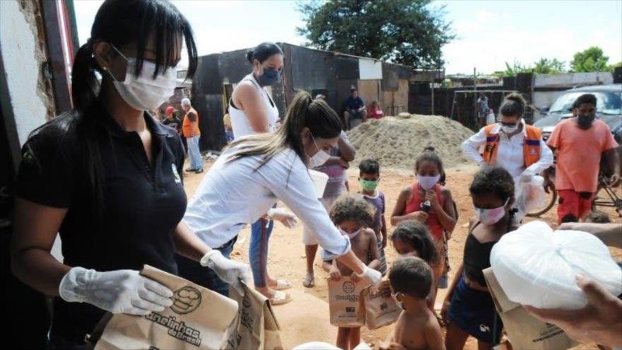 ONU: Pandemia de hambre amenaza a 14 millones de latinoamericanos