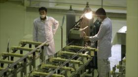 Irán condena sanciones de EEUU contra sus científicos nucleares