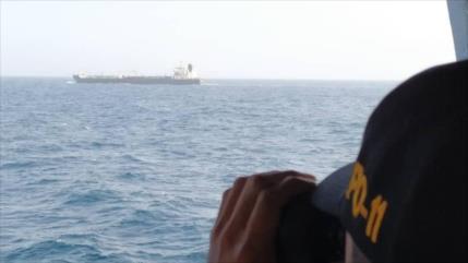 Fotos: Armada venezolana escolta el paso seguro del petrolero iraní