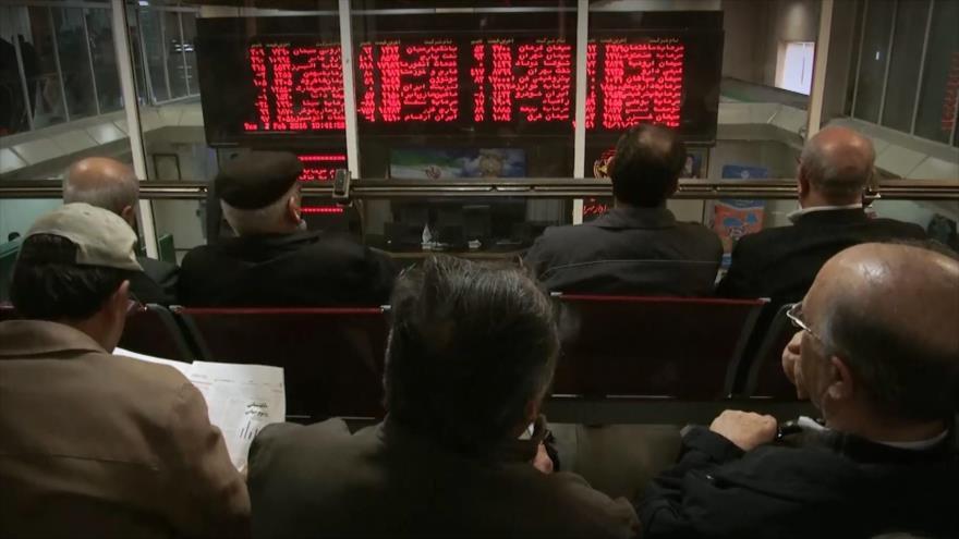 Irán Hoy: Mercado bursátil