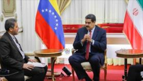 Irán apoyará a Venezuela a toda costa y no deja que EEUU lo impida