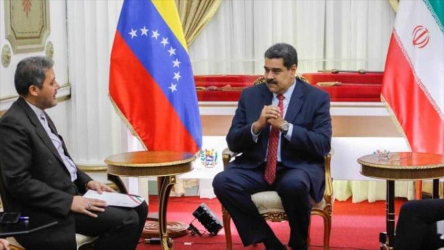 Irán apoyará a Venezuela a toda costa y no deja que EEUU lo impida | HISPANTV