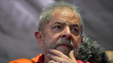 "Lula advierte del peligro de un ""golpe militar"" en Brasil"