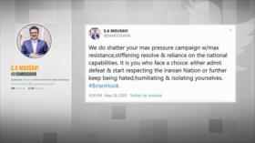 Tensión Irán-EEUU. Petrolero iraní en Venezuela. Nissan en crisis - Boletín: 20:30 - 28/05/2020