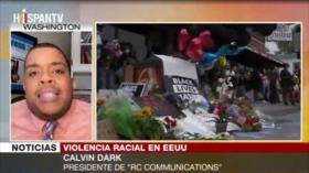 Dark: EEUU debe recusar leyes racistas para evitar violencia policial