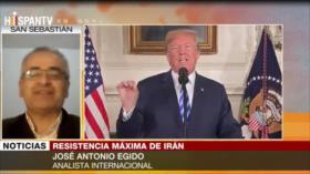 Egido: Irán es un ejemplo para los pueblos de América Latina