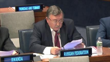 Rusia hace caso omiso a amenazas de EEUU; sigue cooperando con Irán