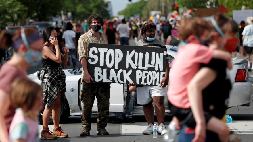 Washington Post: Racismo en EEUU se arraiga por posturas de Trump | HISPANTV