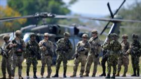 """Senado furioso por """"tropas de EEUU en Colombia"""": Gravísimo error"""