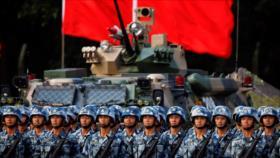 China no descarta opción militar contra acción separatista en Taiwán