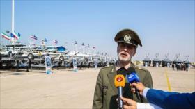 Irán refuerza defensa en Golfo Pérsico con avanzados barcos