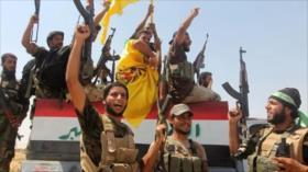 """Fuerzas iraquíes toman una """"gran fortaleza"""" de Daesh en Diyala"""