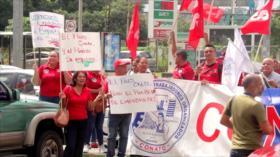 Precarización de condiciones laborales preocupa a los panameños