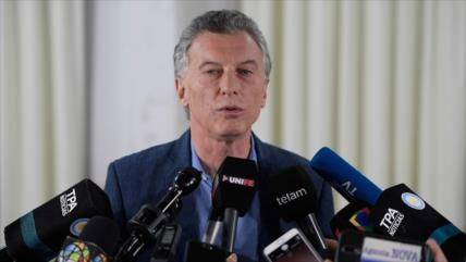 Imputan en Argentina a Mauricio Macri por denuncia de espionaje