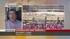 Luque: Buques iraníes en Venezuela señalan incapacidad de Trump