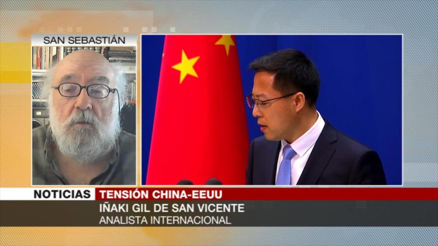 Iñaki Gil: EEUU prepara un cerco global contra Rusia y China