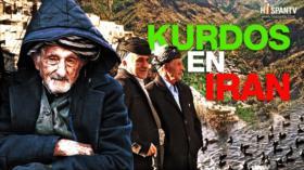 Kurdos en Irán