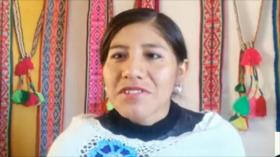 Profesora peruana da clases gratis de quechua durante cuarentena