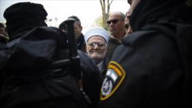 Israel detiene al orador de Al-Aqsa y cierra la Mezquita de Ibrahim