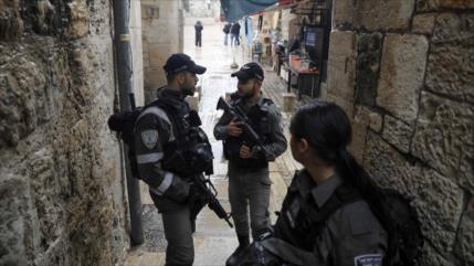 Israel mata a tiros a un palestino desarmado en Al-Quds